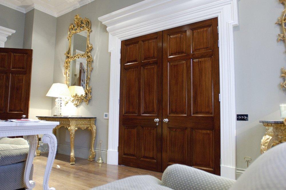 Longden Doors