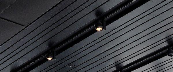 Multi-Panel ceilings