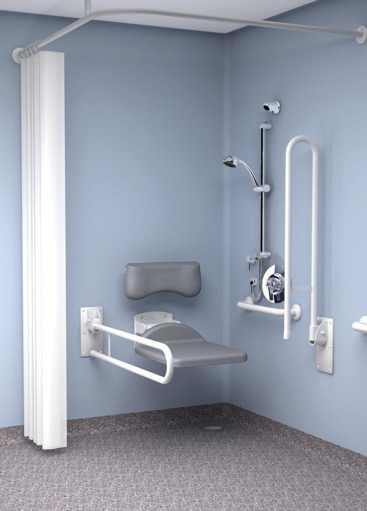 Accessible bathrooms made simple with Intatec's Doc M solution