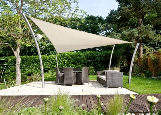 tensile canopies & Shelter Store releases range of tensile canopies in time for summer