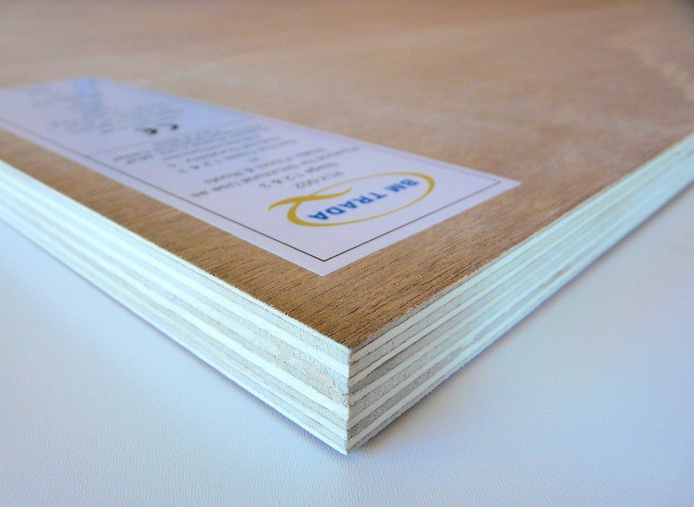 Premier Sainty plywood  first with 'TRADA Technology Assessed'