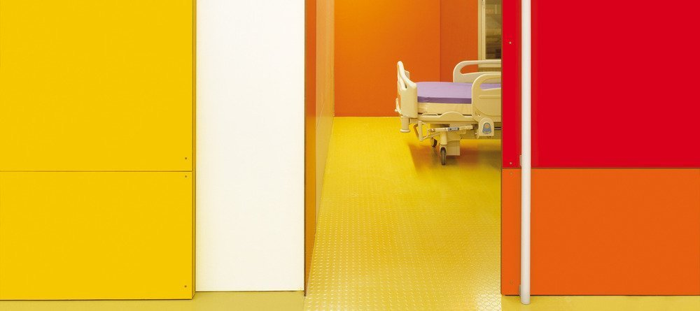 Formica Group satisfies healthcare demands