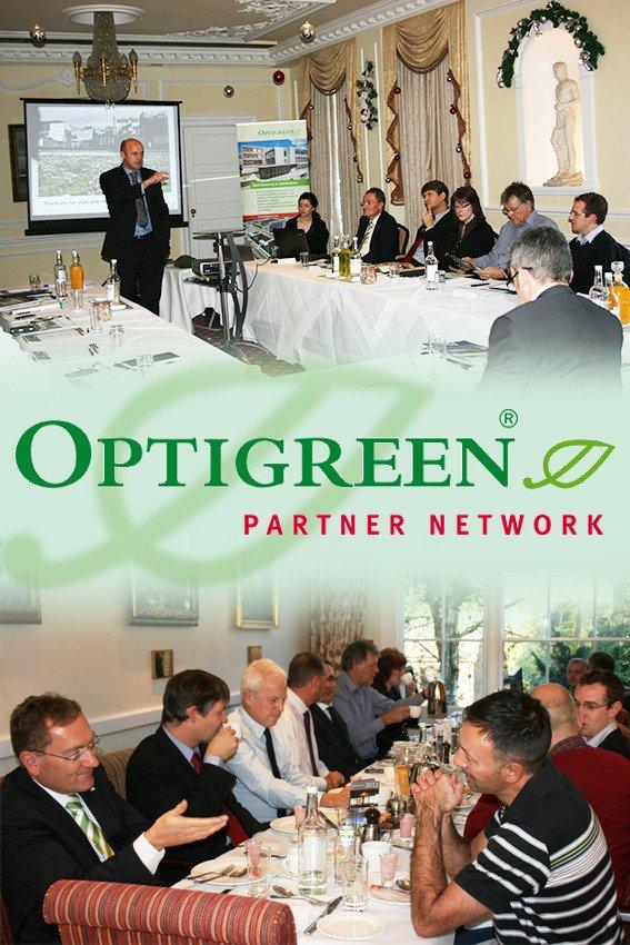 Optigreen Partner Network