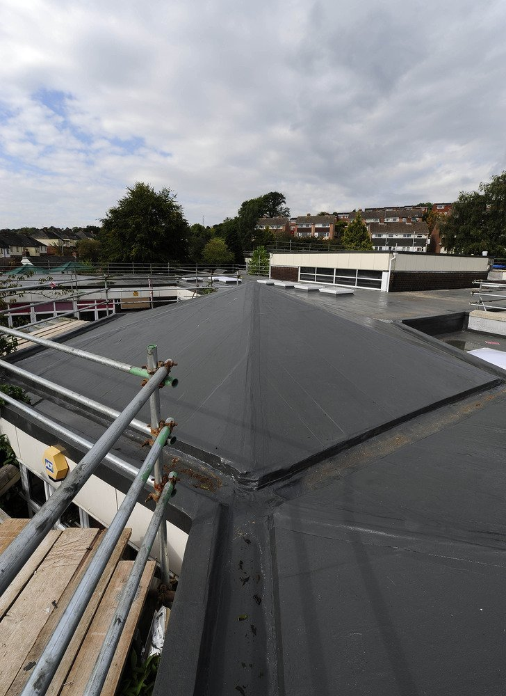 KEMPER KEEPS KIDS SAFE AND DRY WITHOUT RAZING THE ROOF