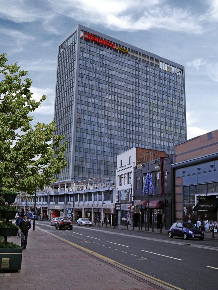 XPELAIR PROVIDE BESPOKE VENTILATION SOLUTION FOR HILTON HOTELS
