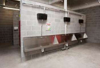UK's FASTEST DELIVERY PROMISE ON WASHTROUGHS AND URINALS