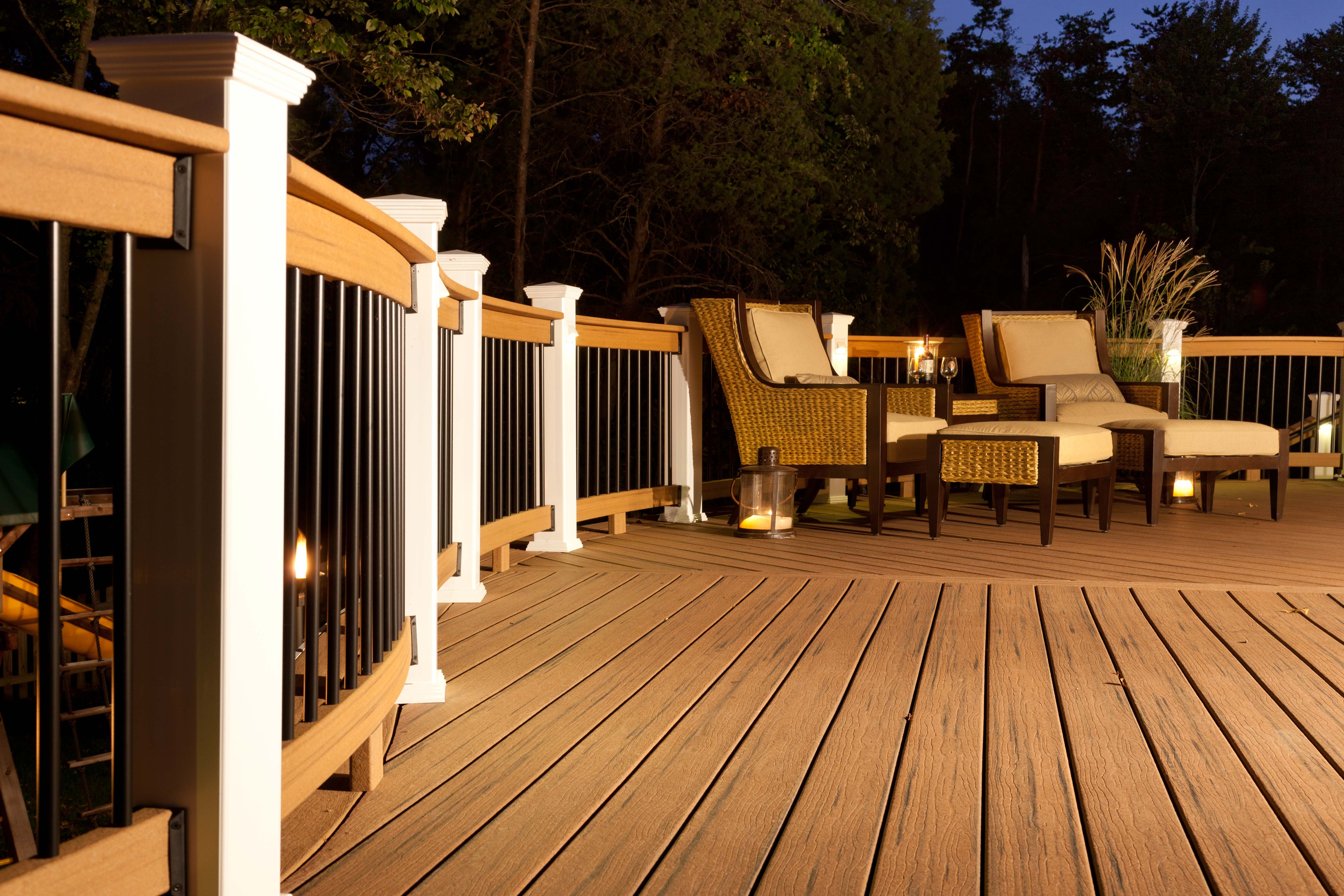 THE EXTENDED LIFECYCLE OF DECKING