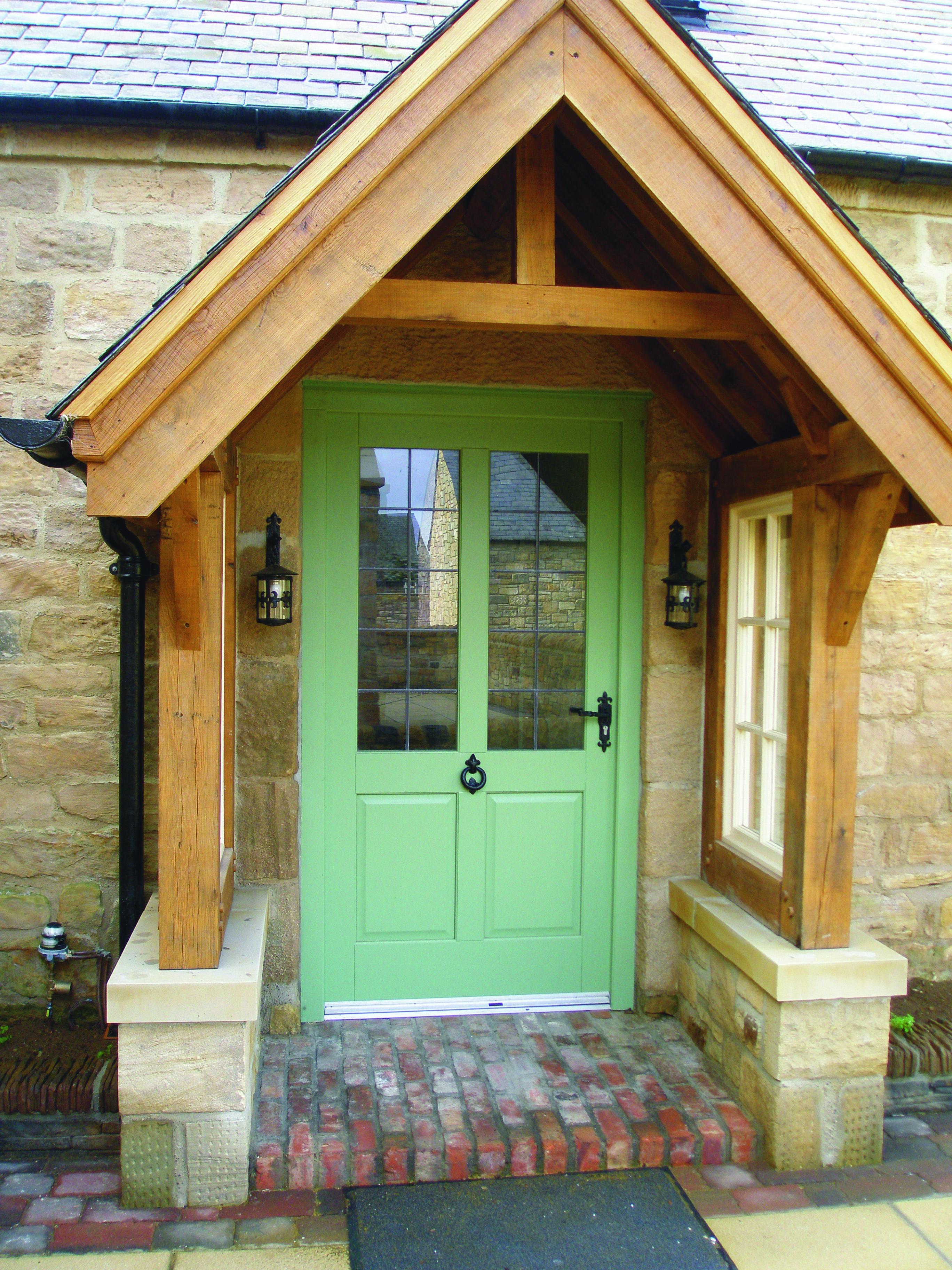Woodex door application