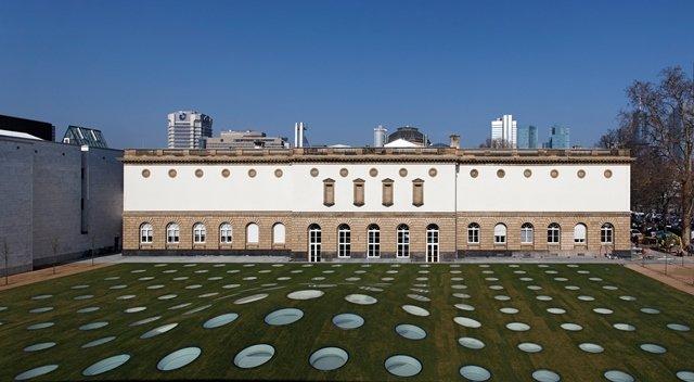New Städel Art Museum Contemporary Art Underground