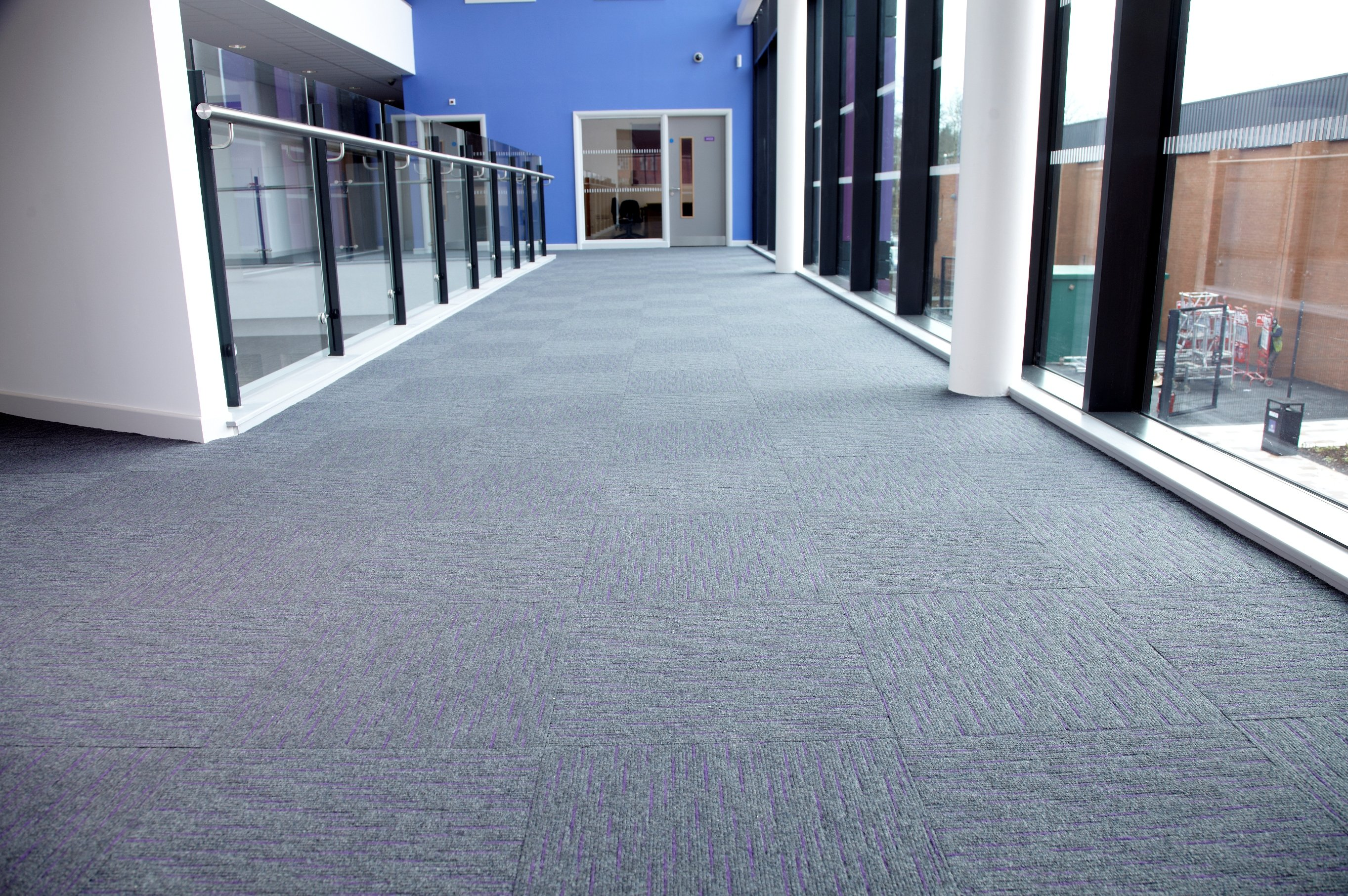 NEW CARPET RANGE IS TOP OF THE CLASS