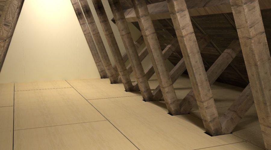 Styroloft Loft Boards