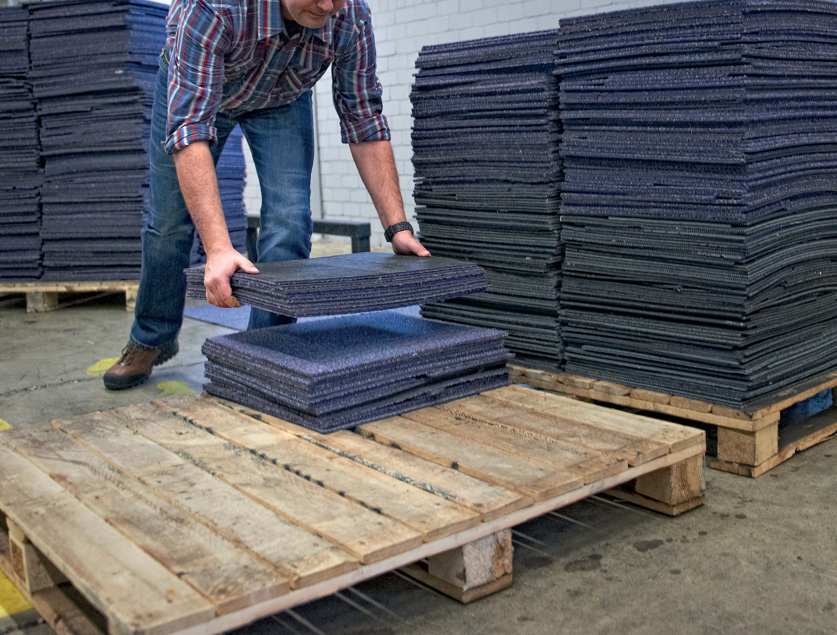 Carpet tile reuse and recycling present opportunities for FM