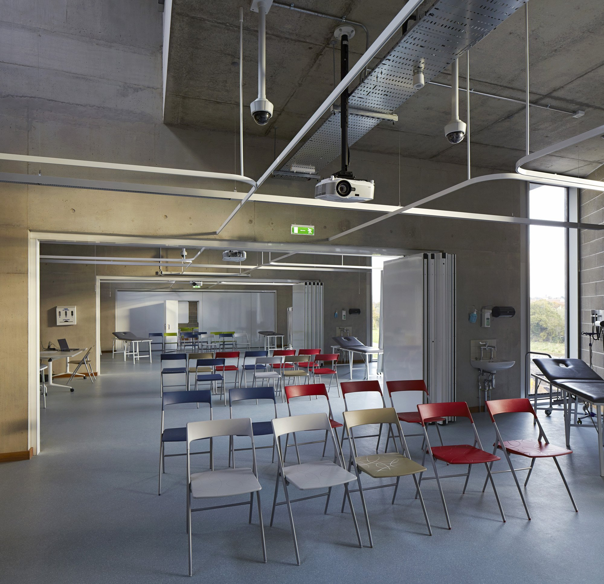 Gerflor's interlocking tiles specified on RIBA Stirling Prize nominee