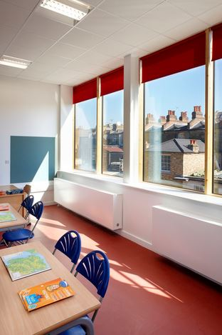 Jaga supports school to achieve BREEAM 'Very Good'