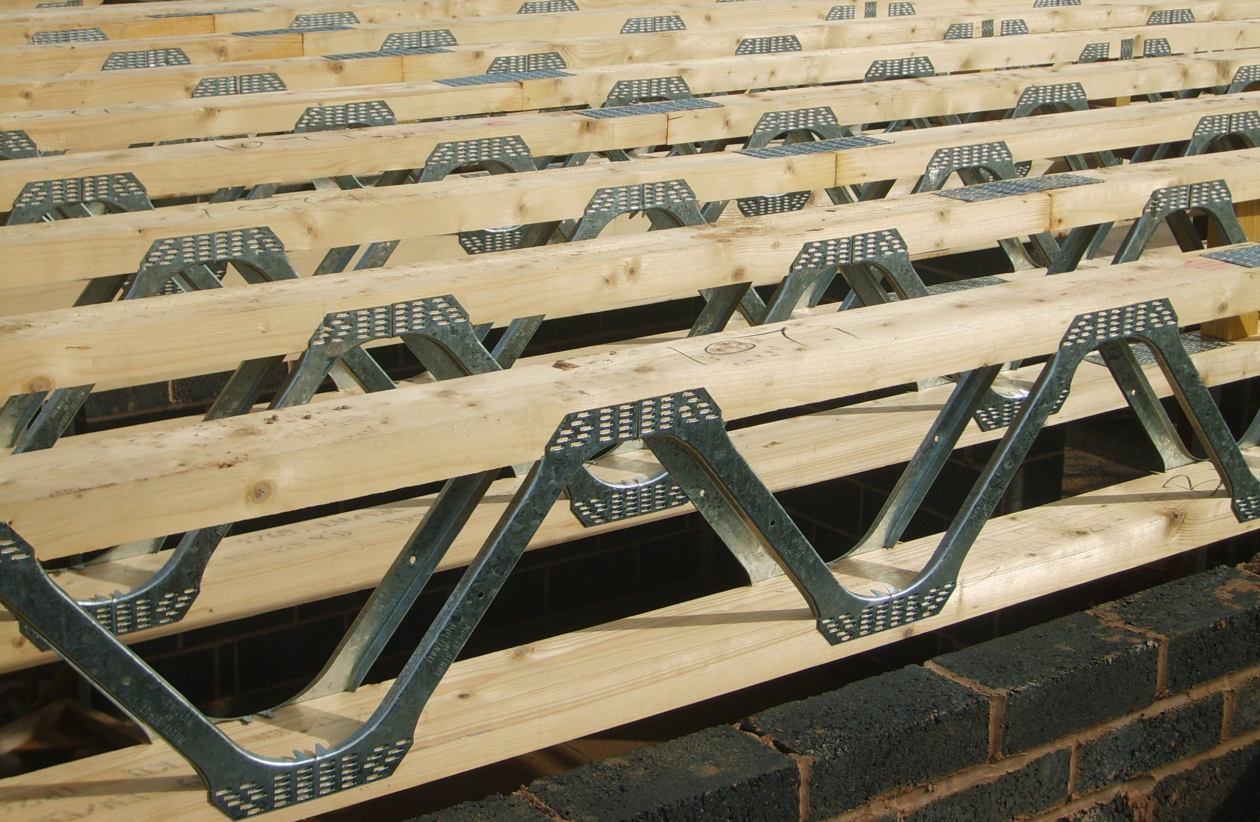how to avoid fire cutting joists