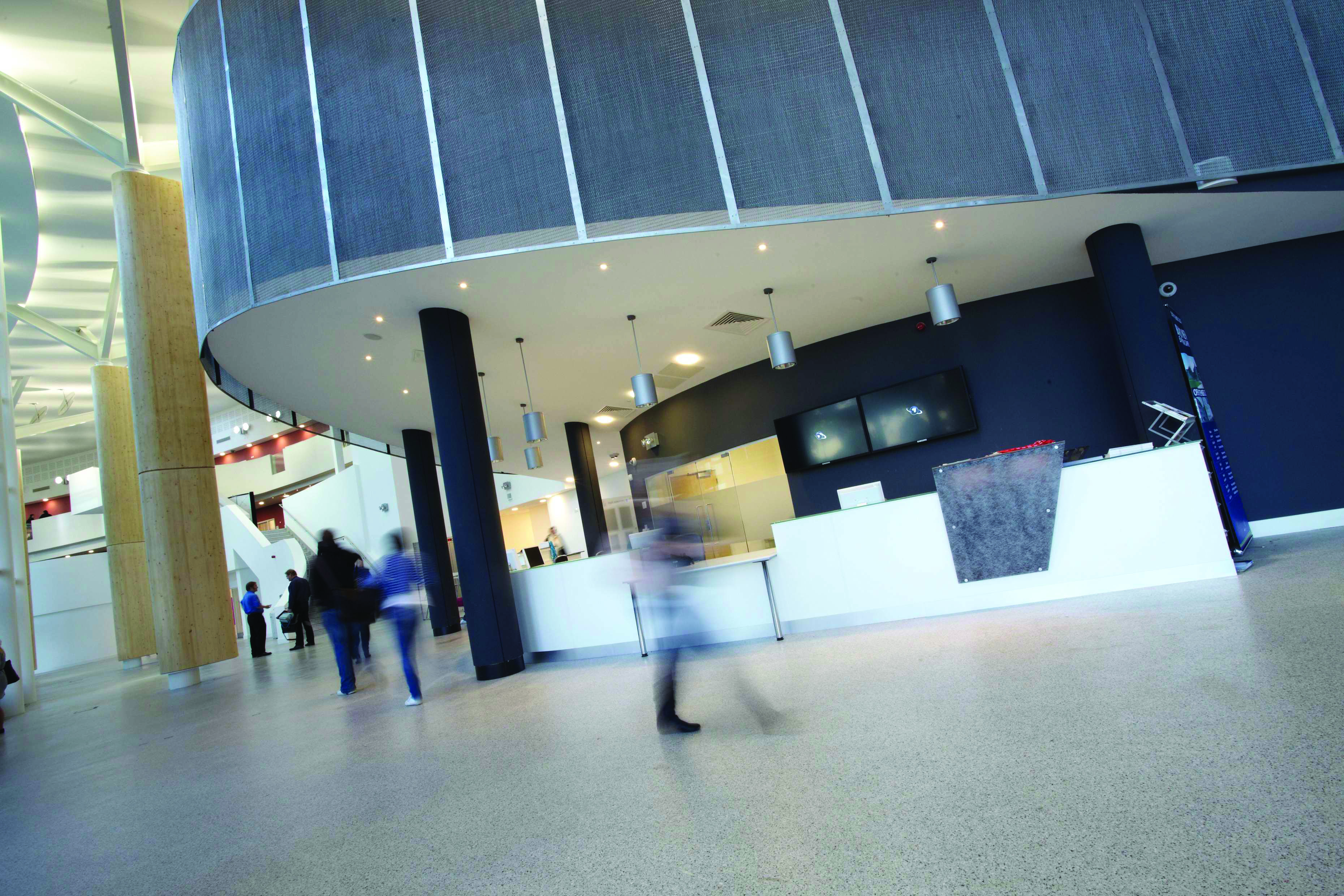Green Floorzone Solution Helps Hit Eco Standards
