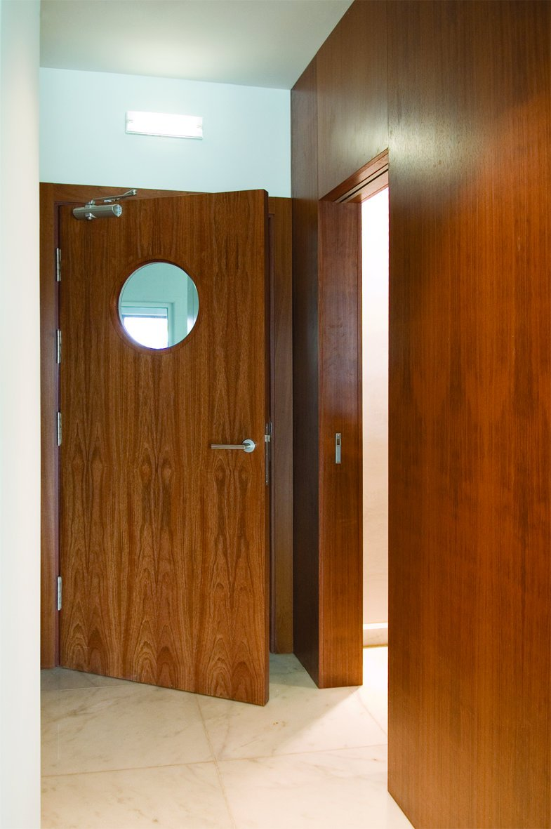 Vicaima fire doors