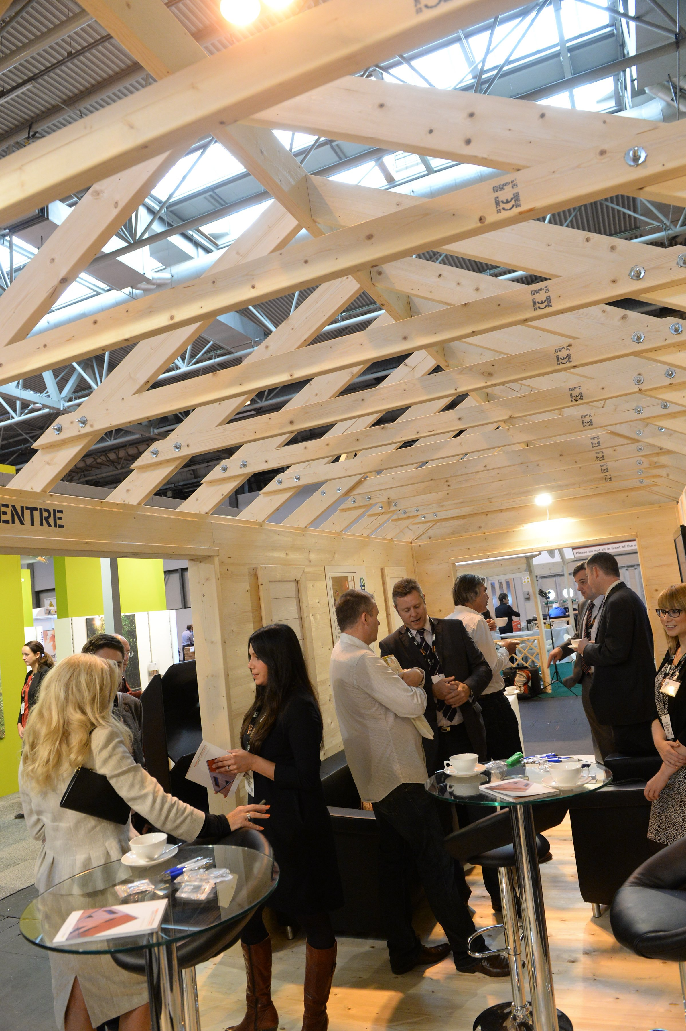 Structural Timber the solution to the sustainble housing demand