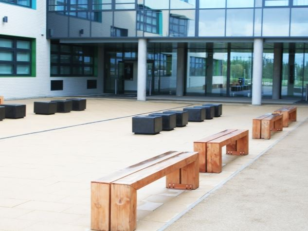 "Bailey Streetscene Provide ""A-Grade"" Street Furniture Package For School Project"