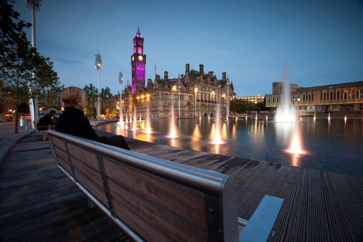 Bailey Streetscene - helping set the benchmark in Bradford