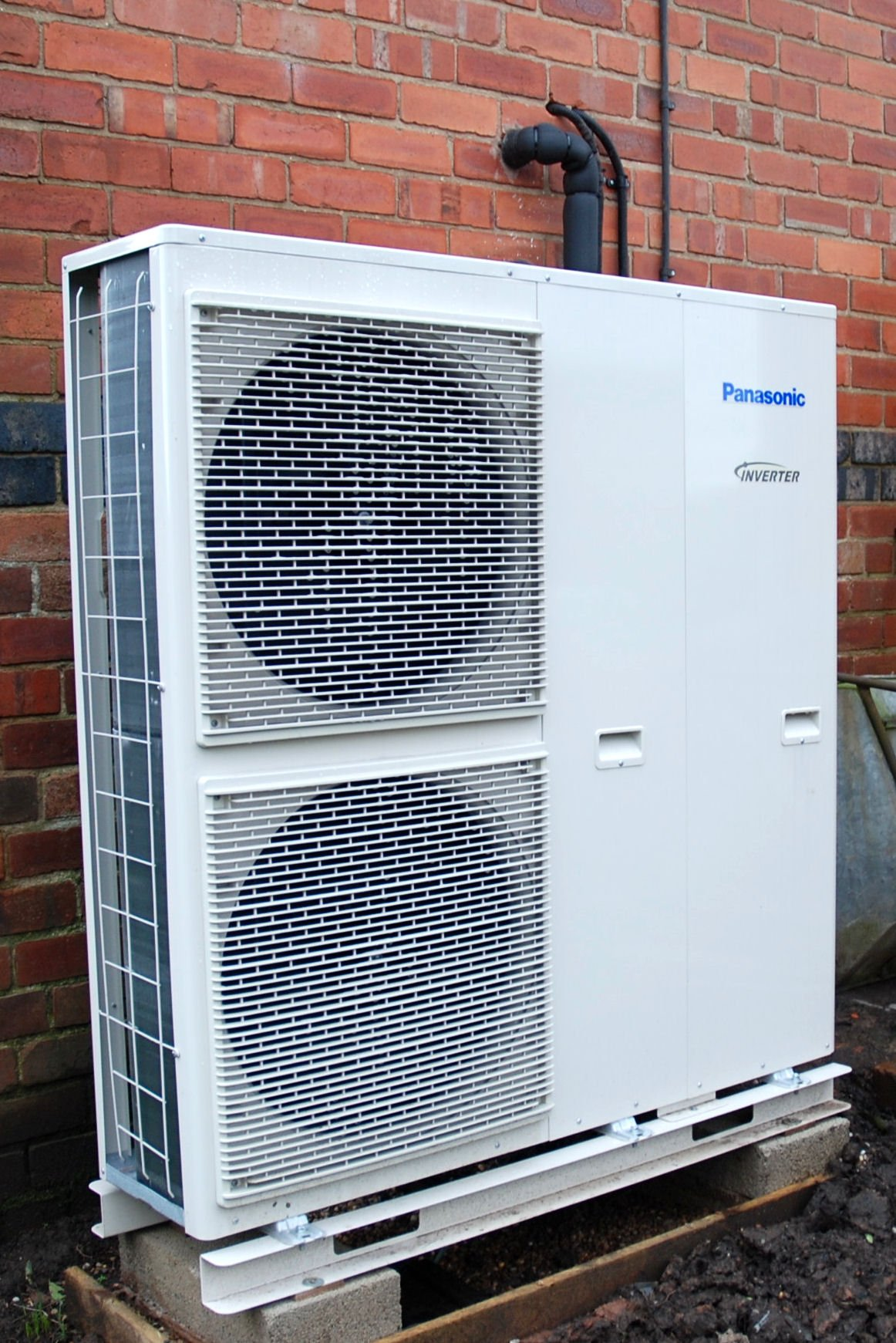 Mono Bloc Air Source Heat pump