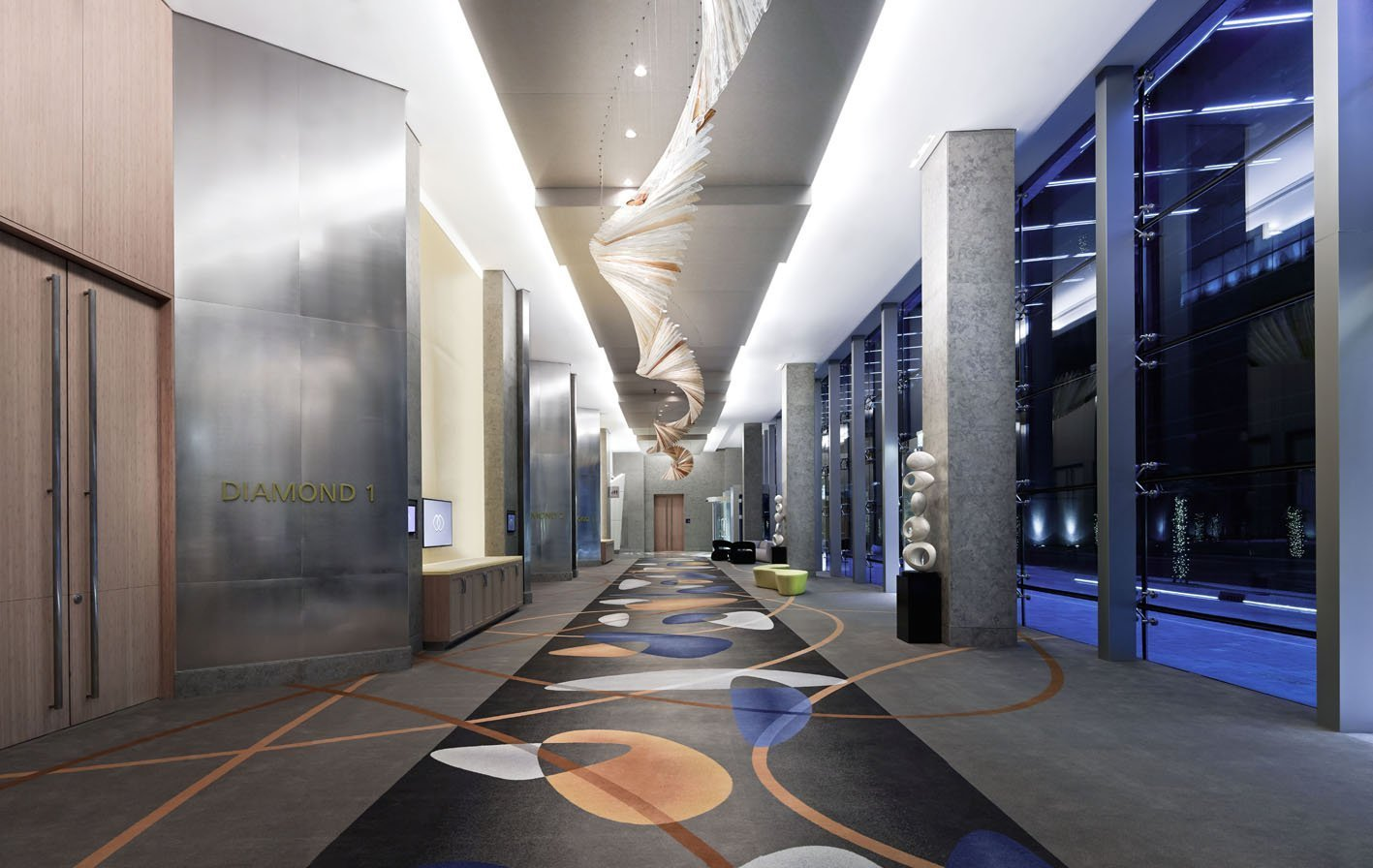 Vicaima equip 'Sofitel Luxury hotels' in Dubai