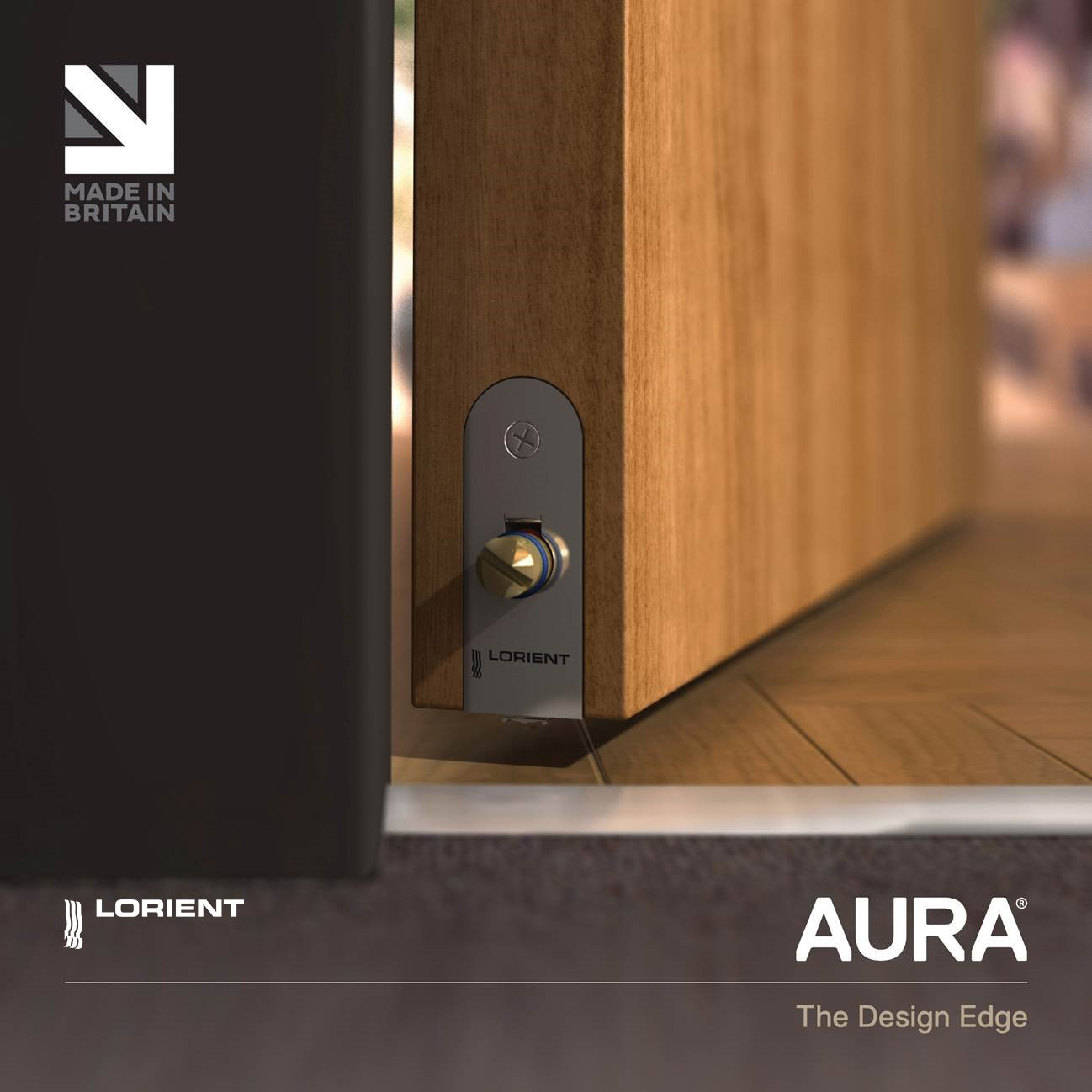 Lorient's AURA® Range – The Design Edge