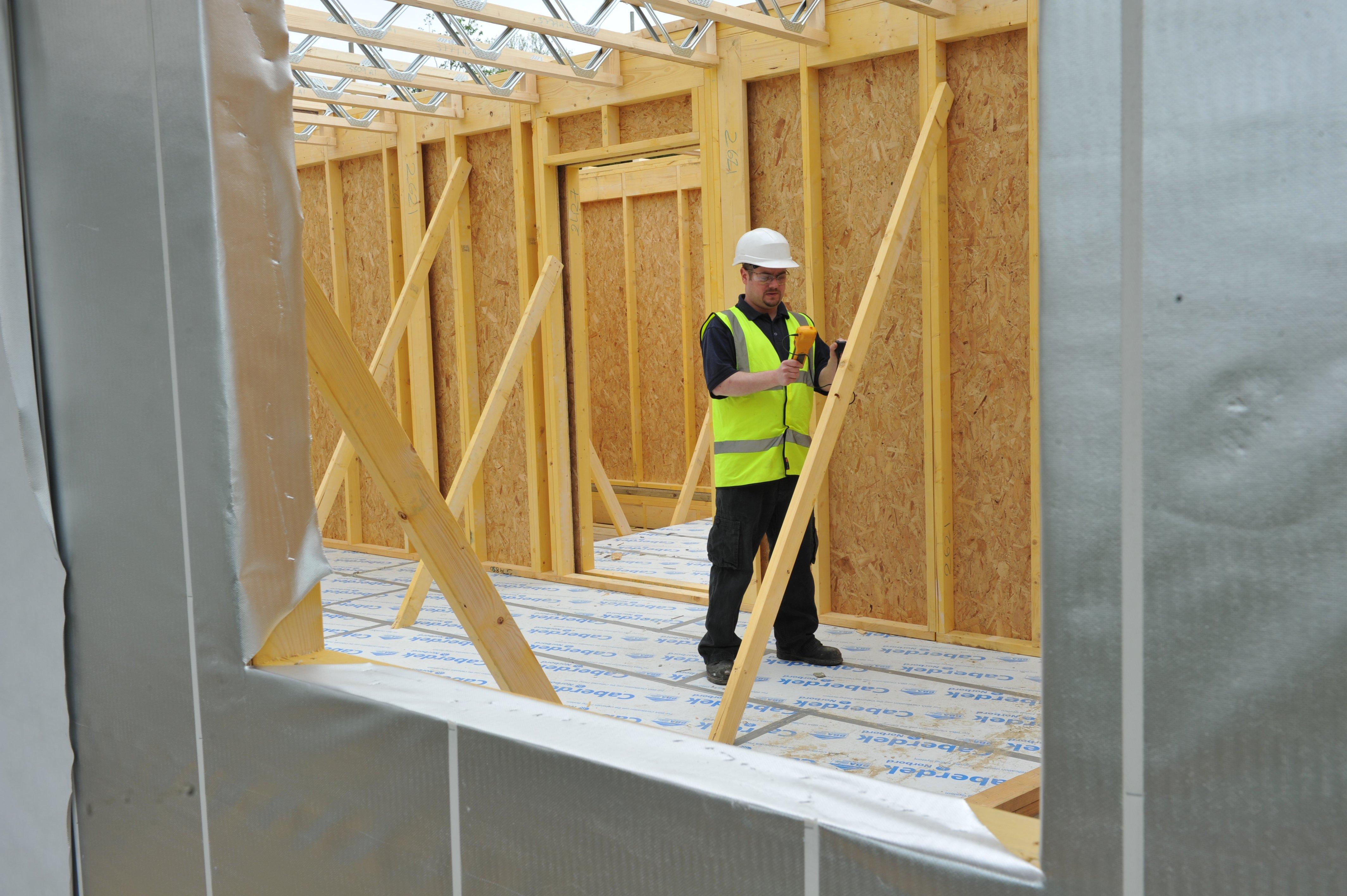 BM TRADA's popular timber frame courses continue