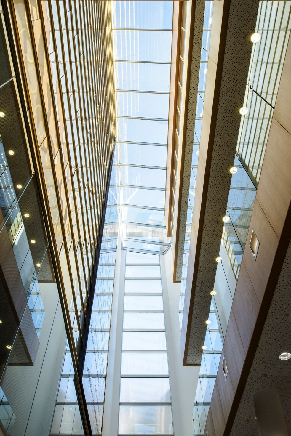 City of Liverpool Library opens up with Reynears Architectural Systems