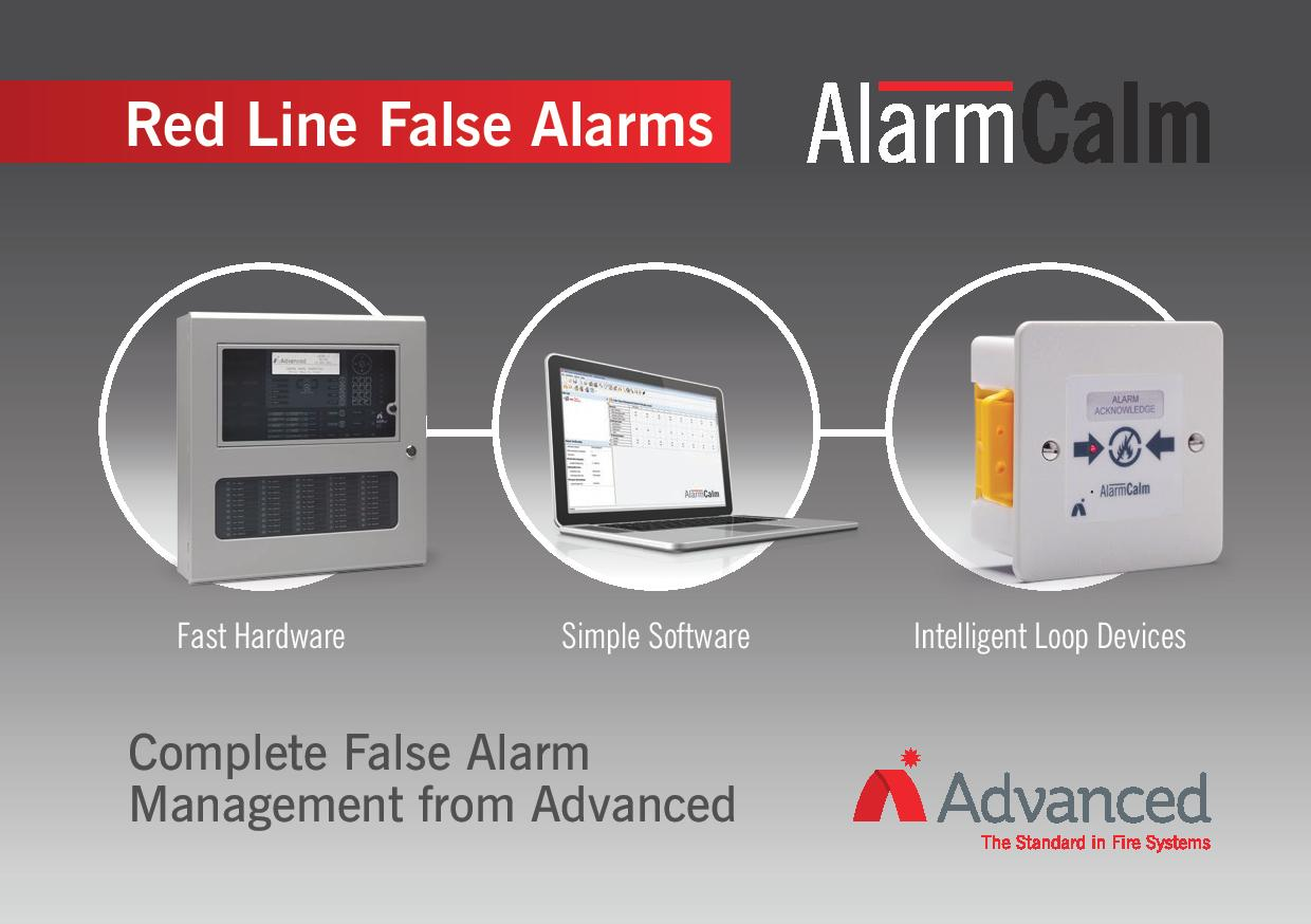 AlarmCalm from Advanced, Red Line False Alarms.-page-001