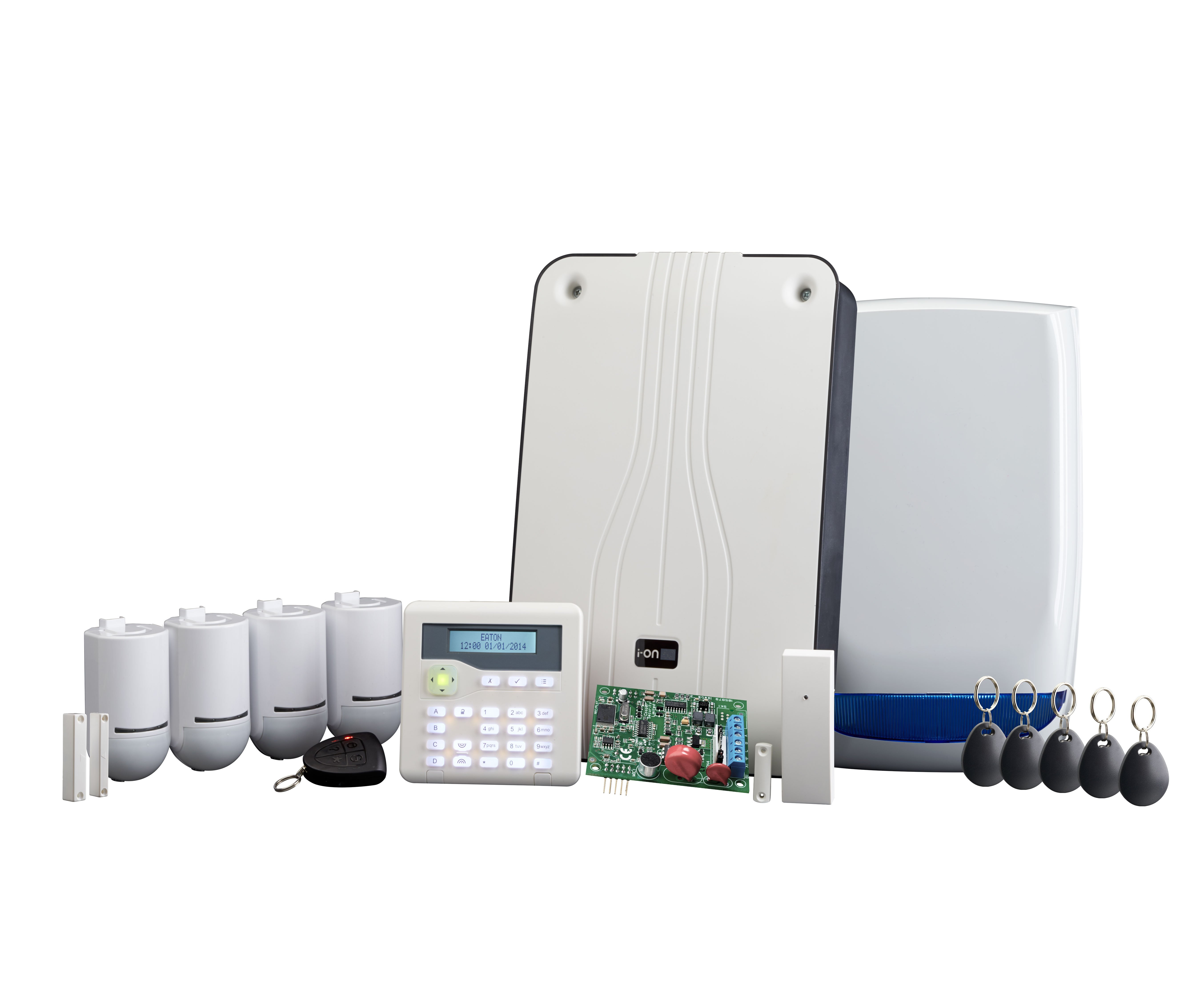 Eaton Offers the Perfect Package with its i-on16 kits