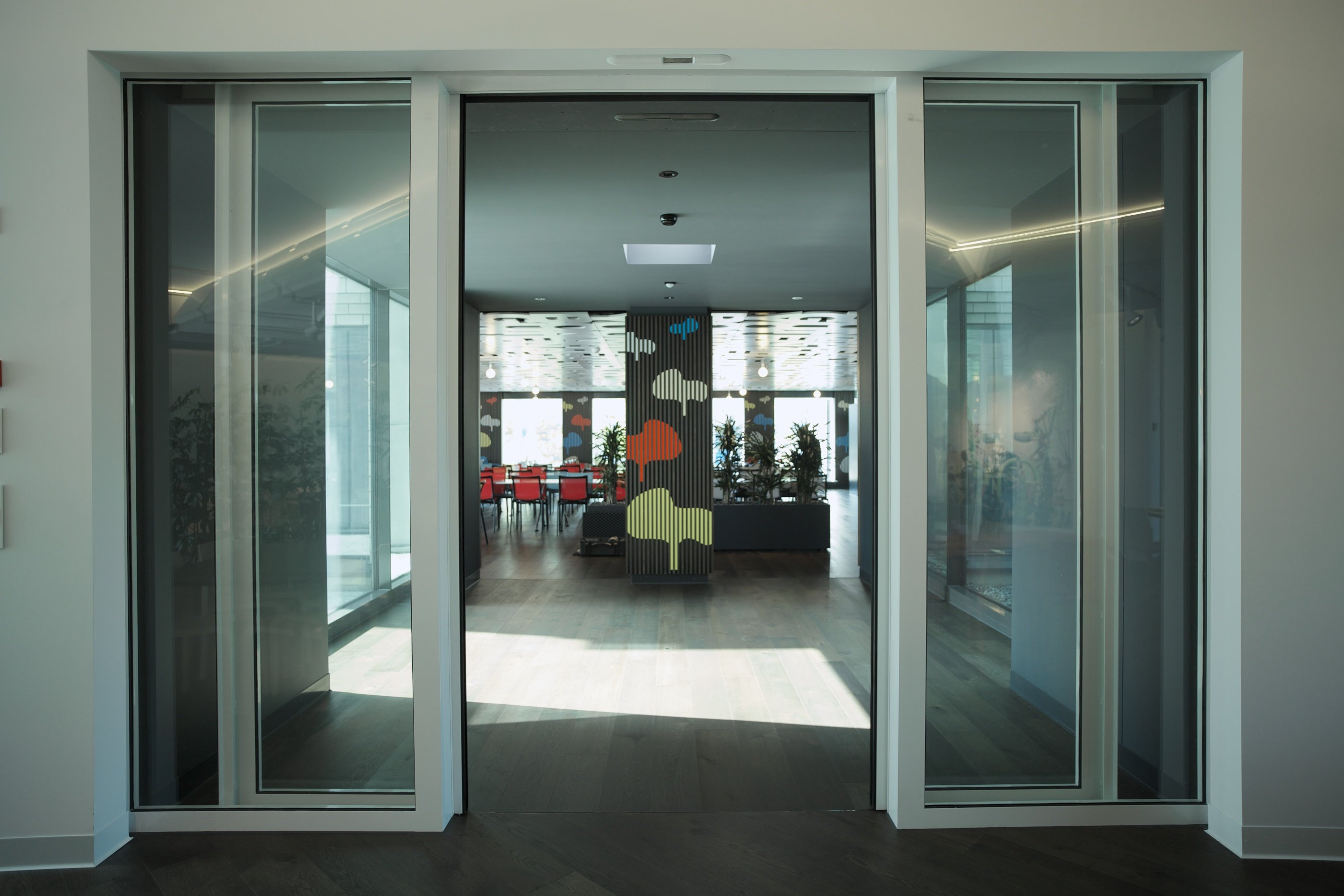 Bre approval for new fire door from schueco jansen