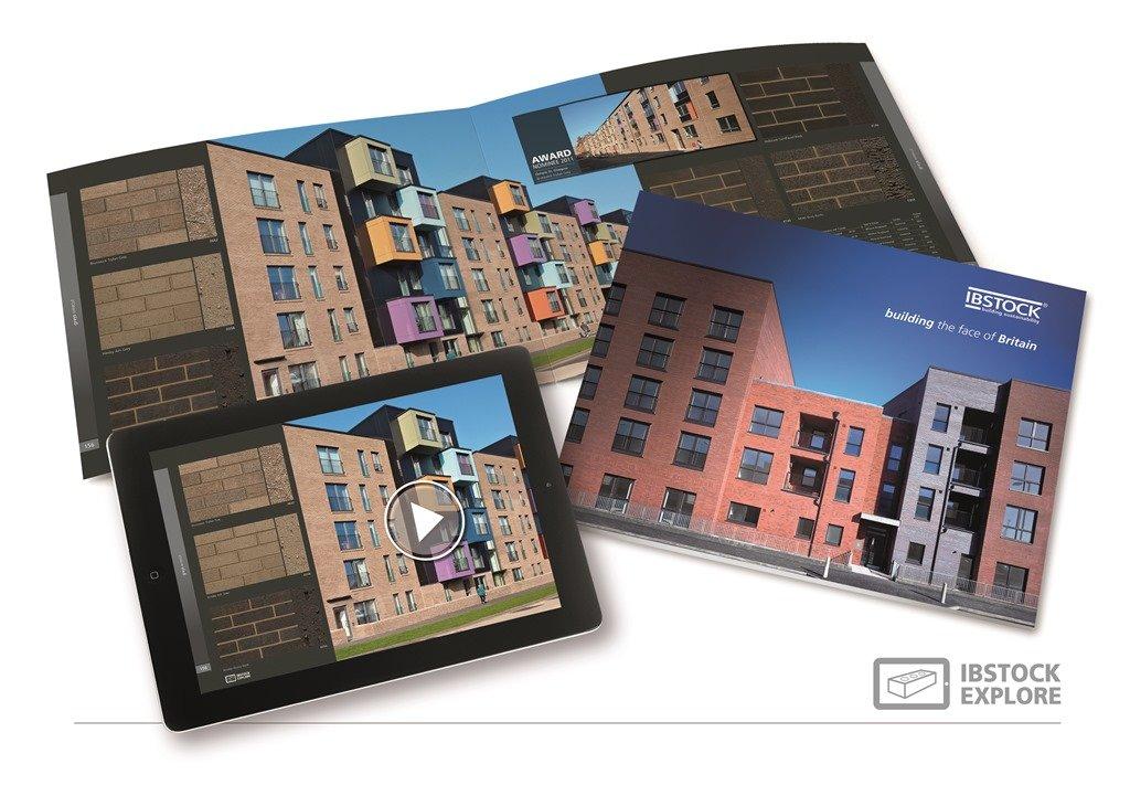 Ibstock showcases design potential of brick