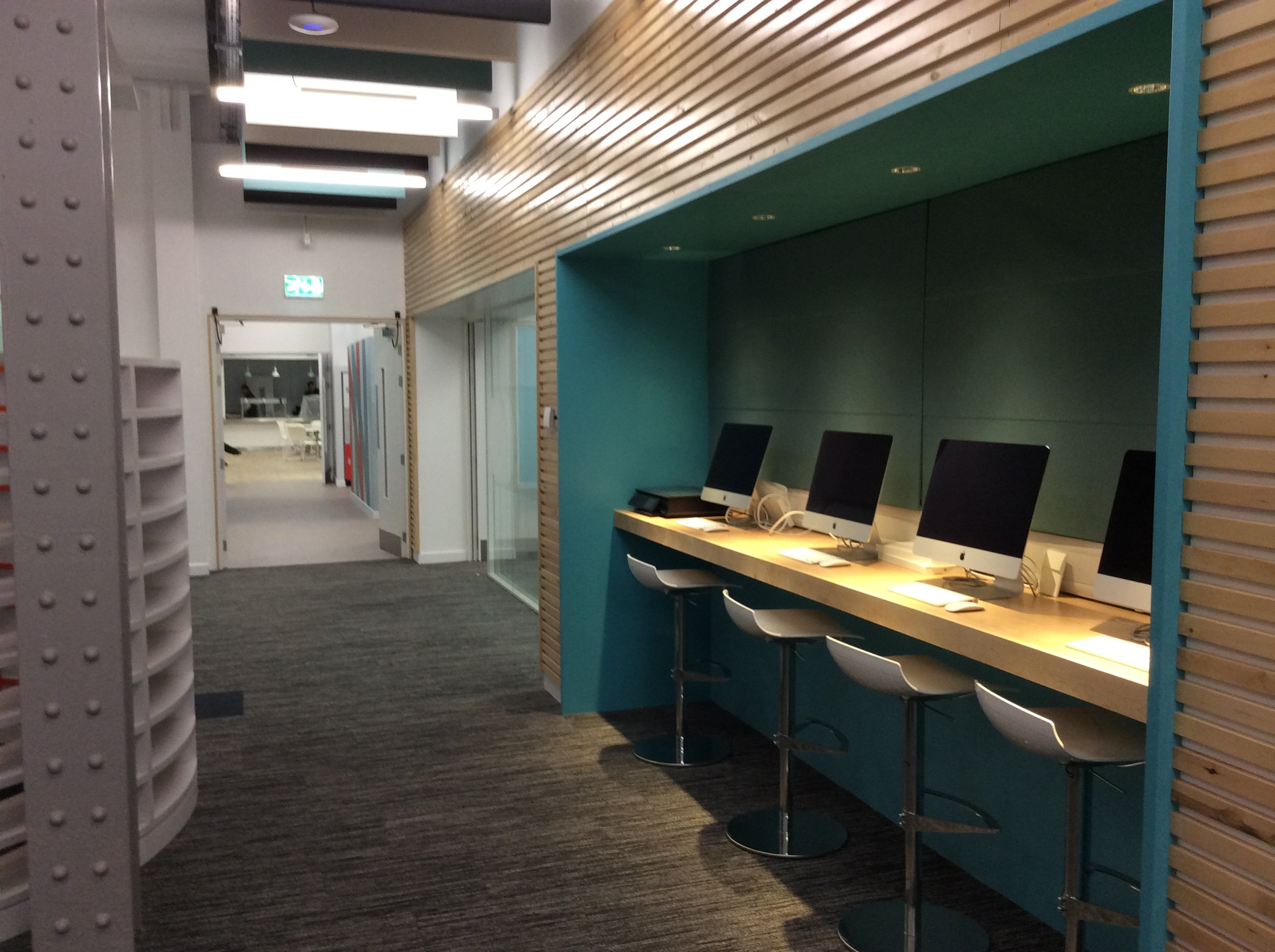 Steelcase Solutions supports new college