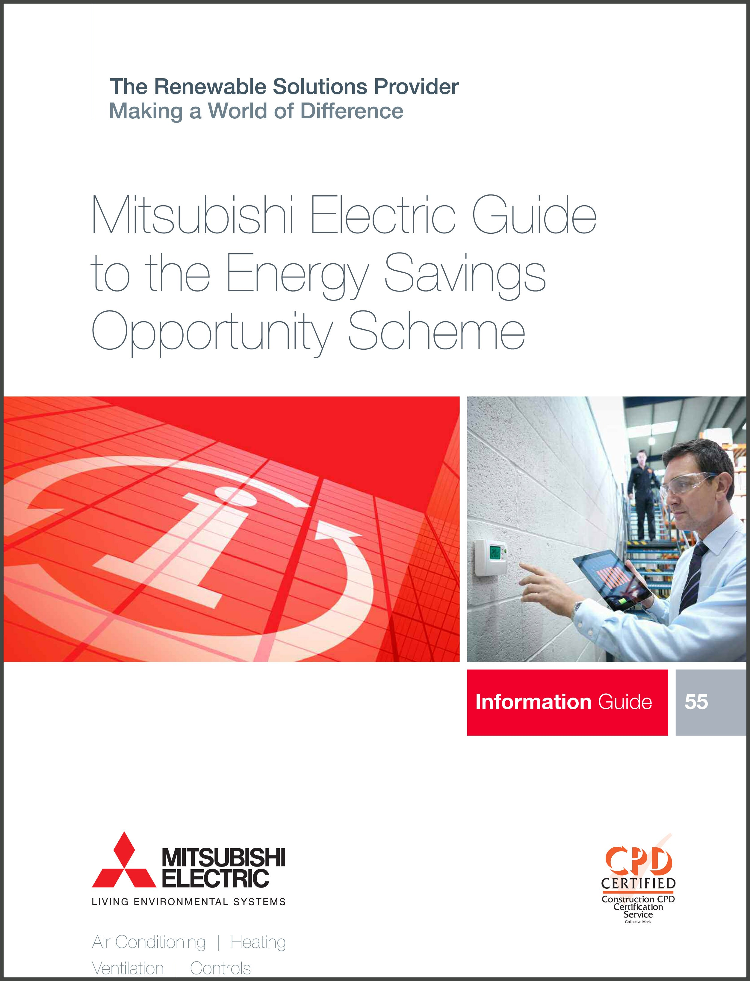 Free CPD Guide to Energy Savings Opportunity Scheme