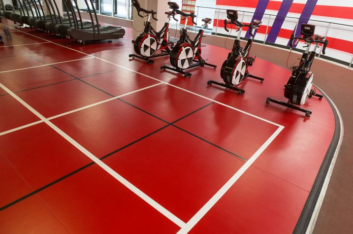Virgin Active add value with Gerflor