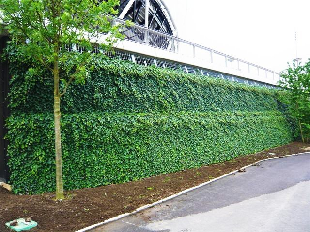 Mobilane is supporting the International Conference on Living Walls and EcoSystems
