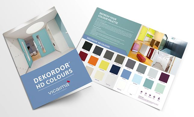 Refresh your colour palette with Vicaima Dekordor HD