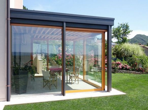 AGB: Designing in slim framed sliding doors