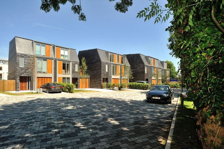 Latis Homes, Hayes, Middlesex