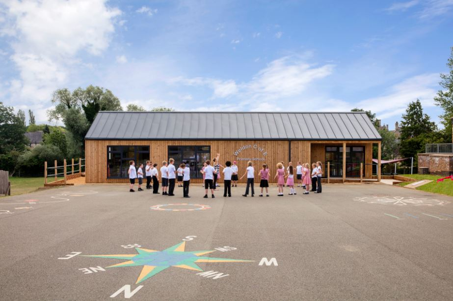 Village School Sets a Standard in Education Buildings
