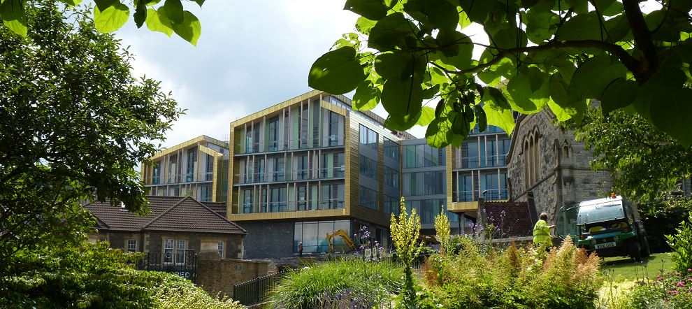 Keynsham Civic Centre - Awarded best place in the UK to work, having won the top prize in the British Council for Offices (BCO) National Awards