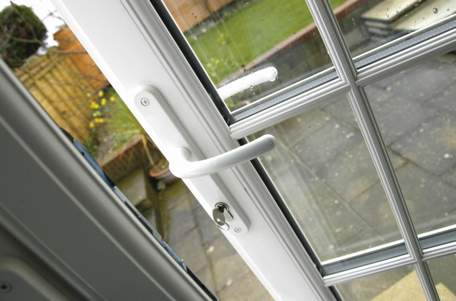 Tradesmith delivers the first PAS 24 low-threshold French door using Halo profile 6