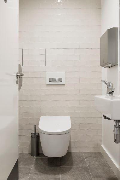 Hi-tech bathrooms for UK's home-tech testing hub