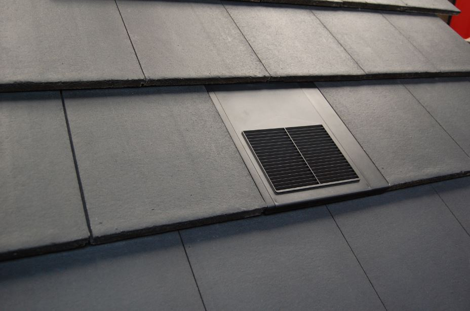 Rapid Roof Vent Tile
