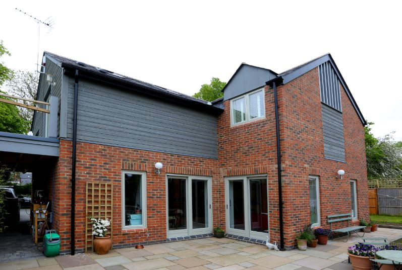 New-build home is first to use cutting-edge Ecodan QUHZ