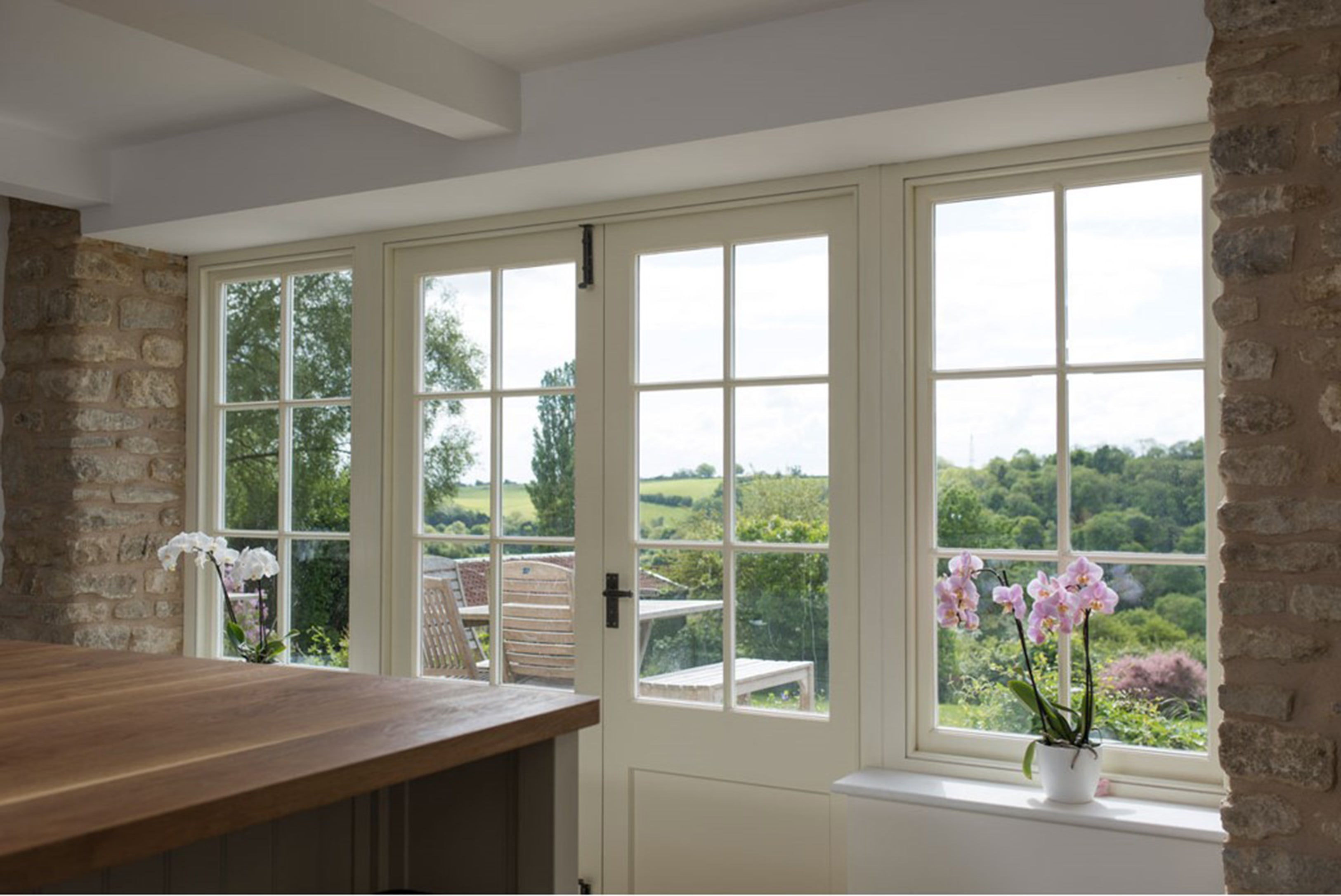 timber windows and doors