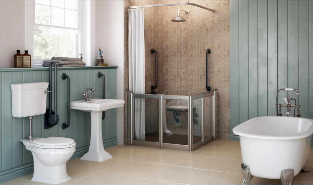 adaptive bathrooms