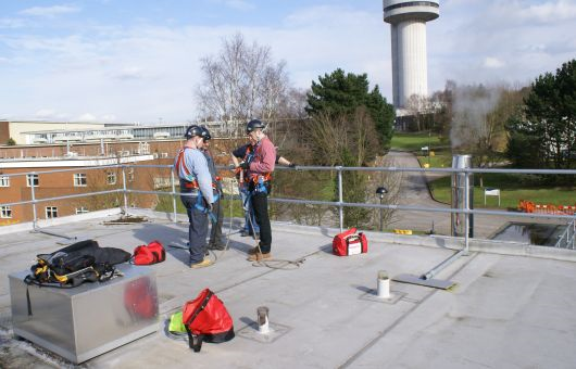 Safesite fall protection