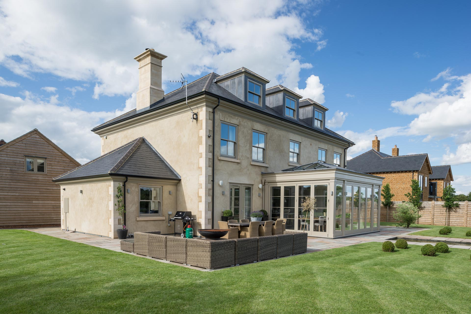 Cupa Pizarras Roofing Slate For A Prestigious Development